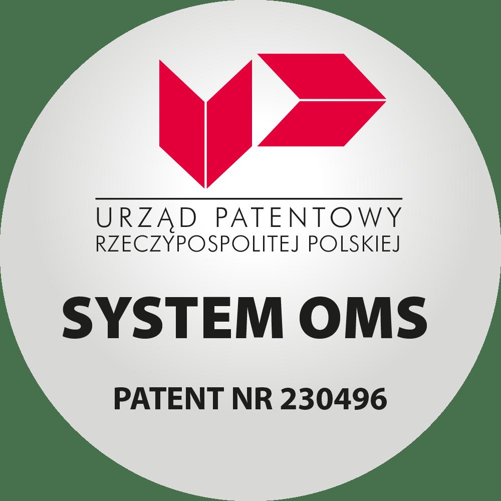 OMS - wynalazek chroniony patentem