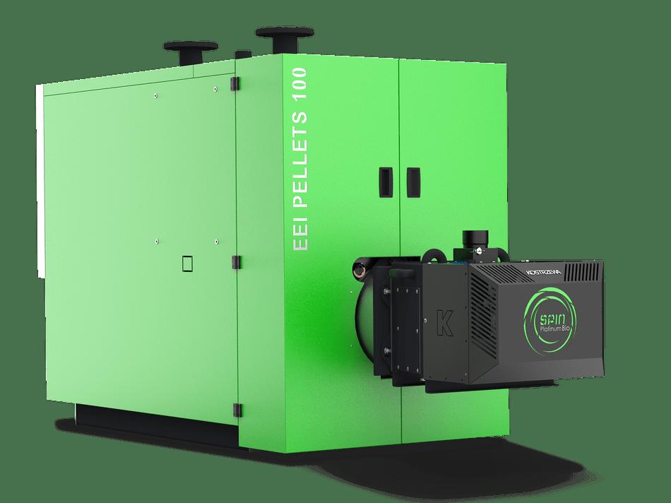 EEI Pellets 50 - 285 kW