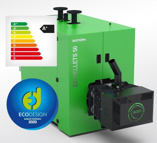 EEI Pellets 50-285 kW