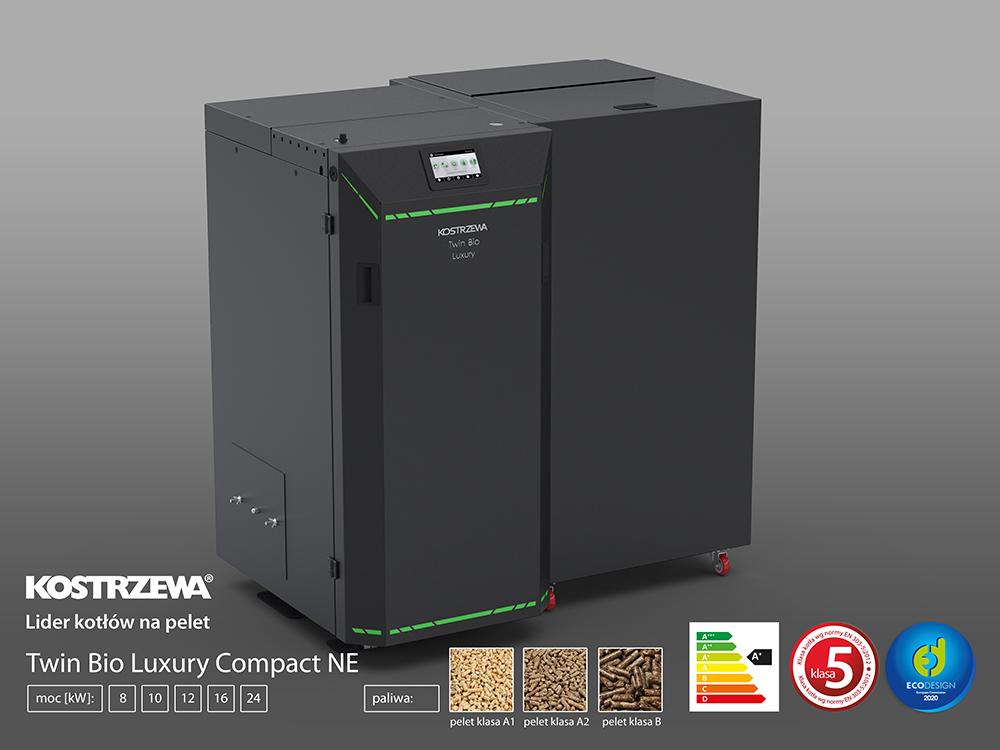 Twin Bio Luxury Compact NE